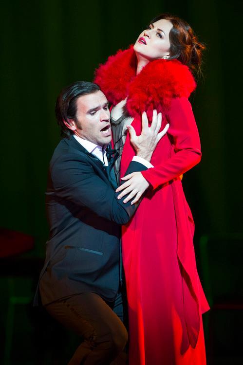 La traviata. Glyndebourne
