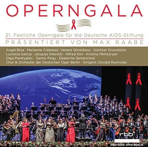 AIDS Opera Gala, CD
