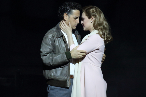 Lucia Munich with Juan Diego Florez