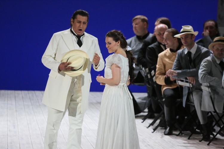 La Somnambula, Bolshoi Theatre