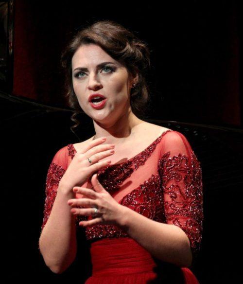 Venera Gimadieva in concert