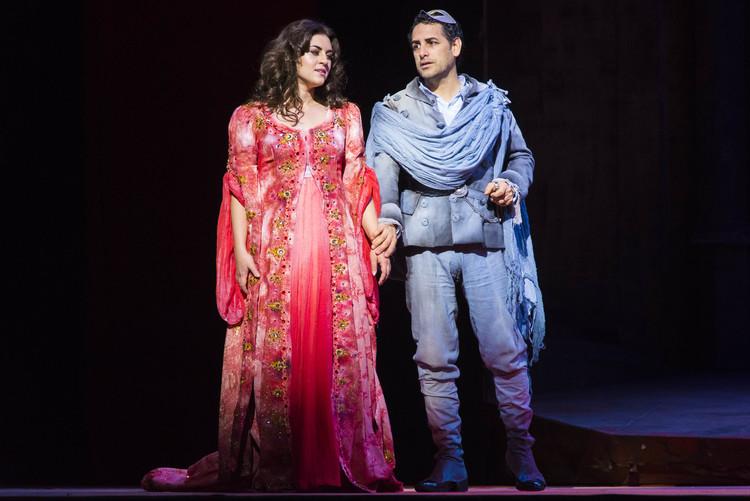 Romeo et Juliette, Opera de Lima