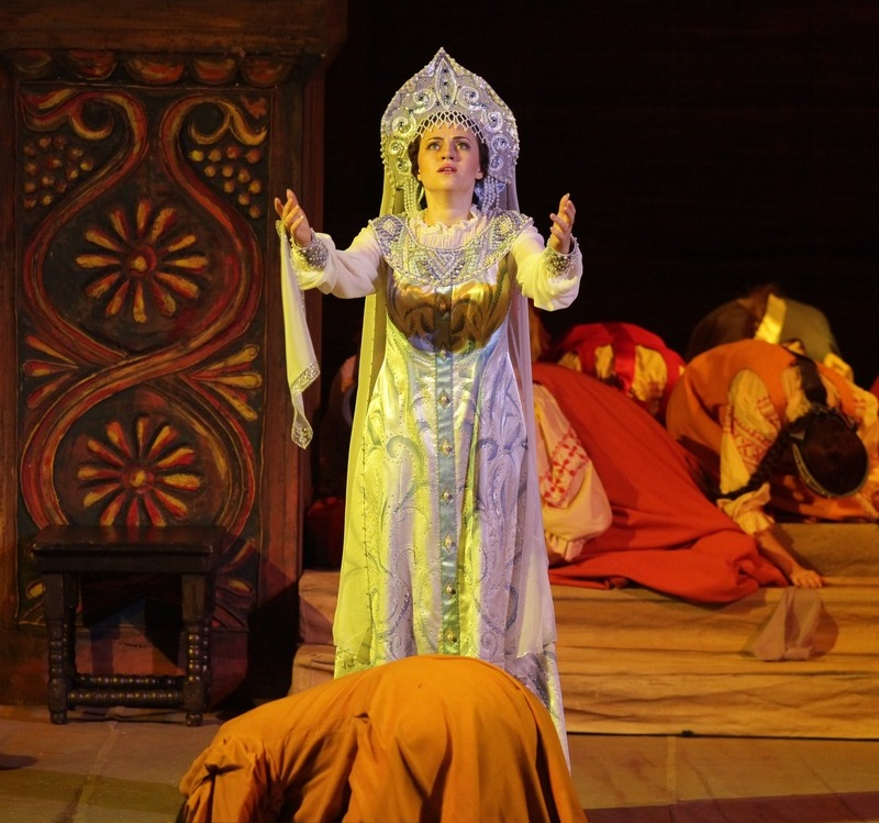 The Tsar's Bride, Bolshoi Theatre