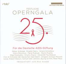 25 Festliche Operngala 2018 CD